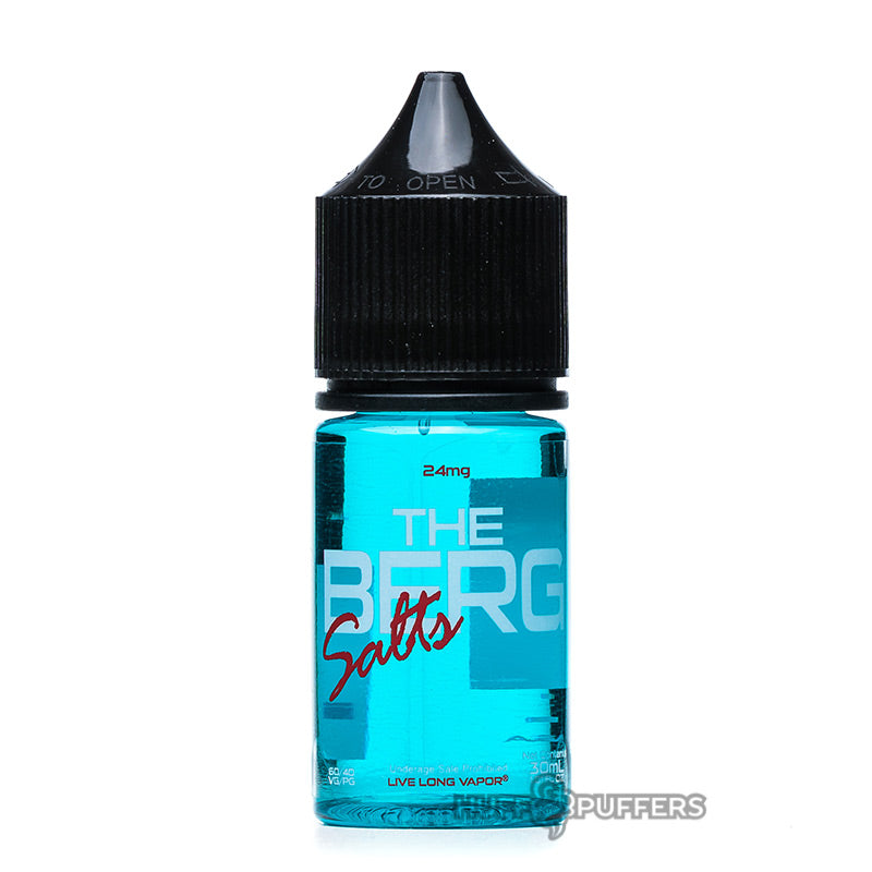 innevape salts the berg 30ml e-juice bottle