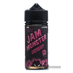 jam monster raspberry limited edition