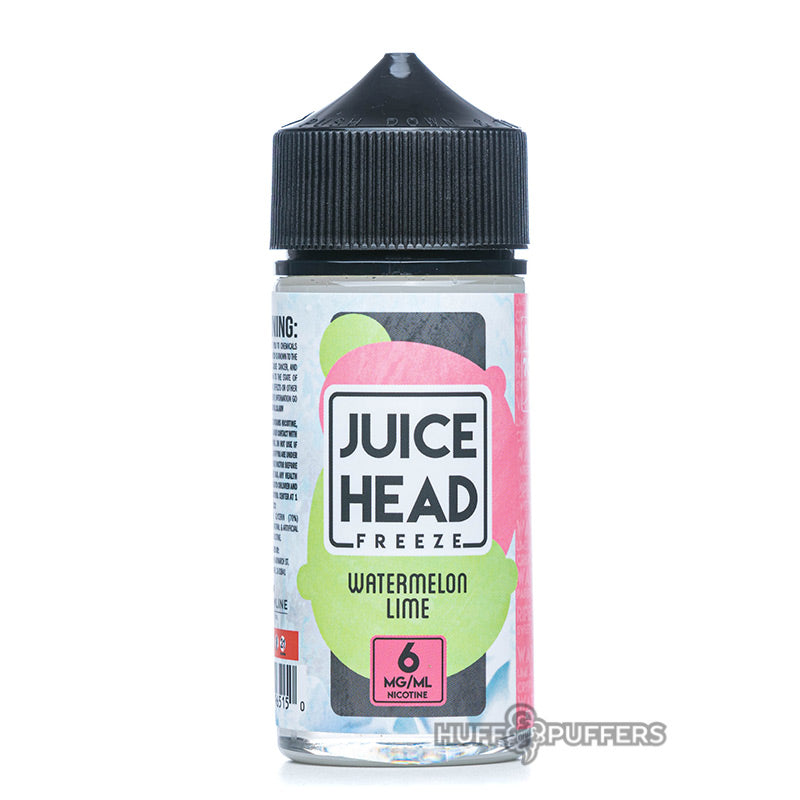 juice head freeze watermelon lime 100ml bottle