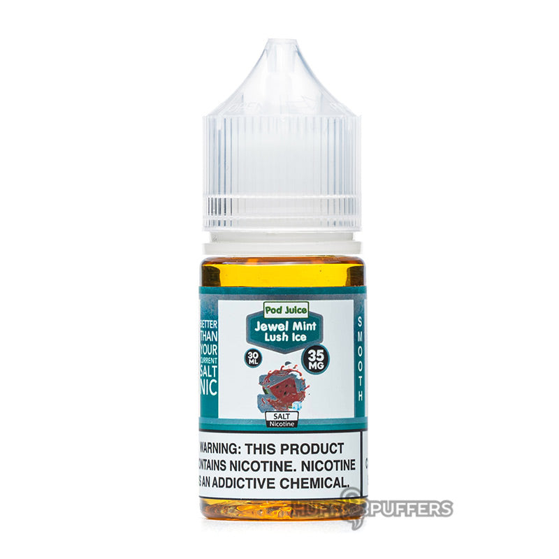 pod juice jewel mint lush ice 30ml bottle