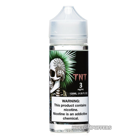 time bomb e liquid tnt 120mL