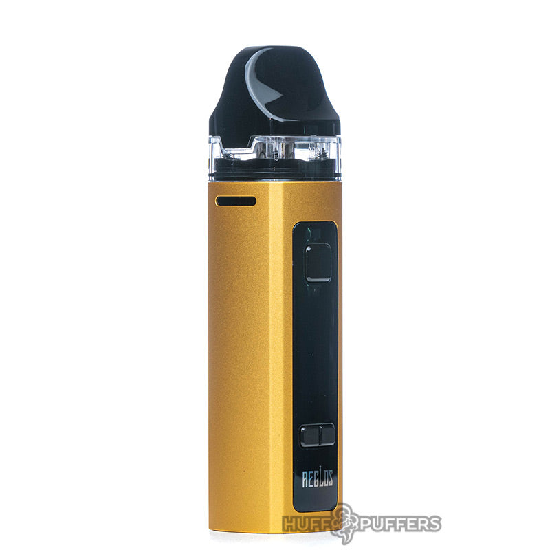 uwell aeglos pod kit in gold