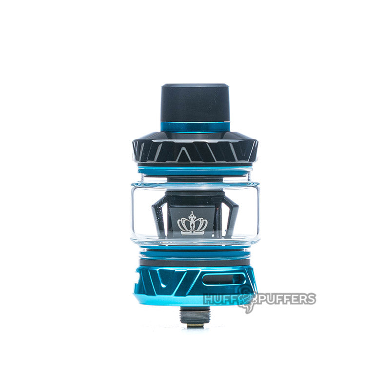 uwell crown 5 sub ohm tank in blue