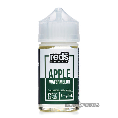 vape 7 daze - reds watermelon