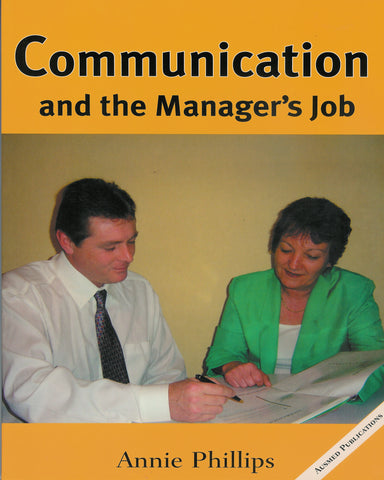 Communication and the Manager's Job