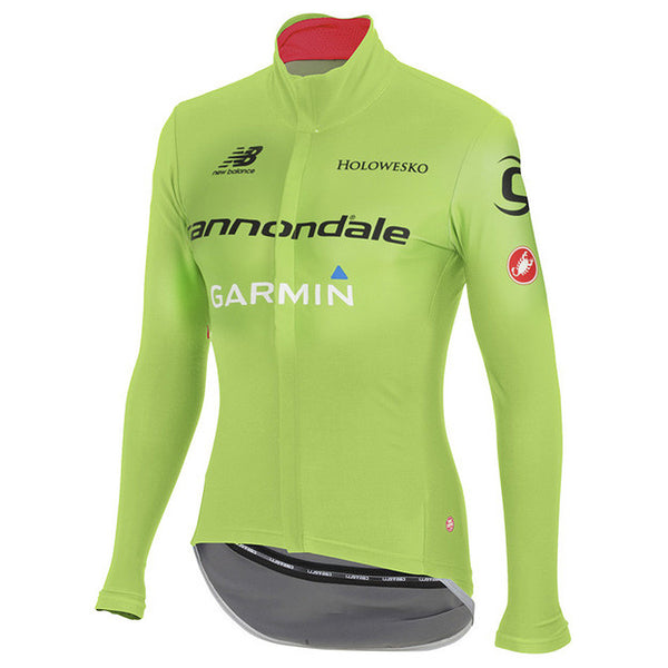 Castelli Mens Gabba 2 Jacket - Team Cannondale-Garmin