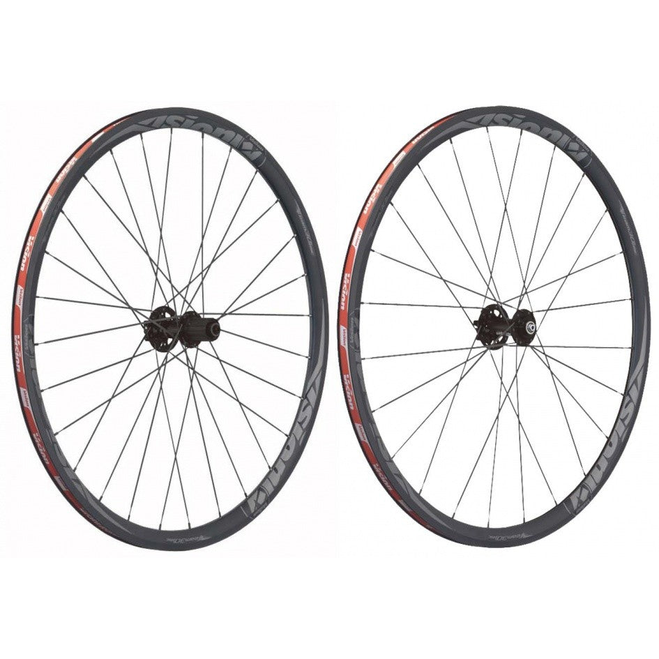 Vision Team 30 Quick Release Disc Road Alloy Wheelset