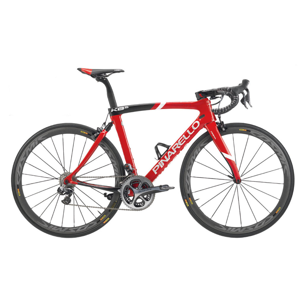 Pinarello Dogma K8-S Bicycle Frame - 33 Red/Black