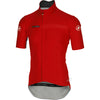 Castelli Mens Gabba 2 Short Sleeve Jersey - Red