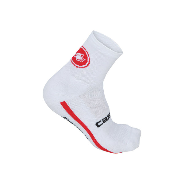 Castelli Mens Merino Socks - White