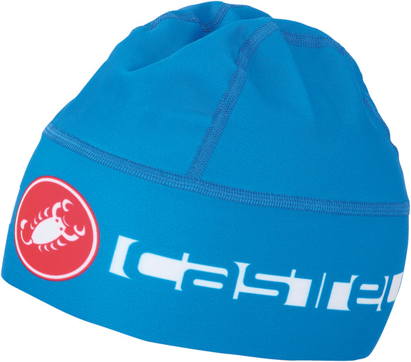 Castelli Winter Viva Thermo Skull Cap - Blue
