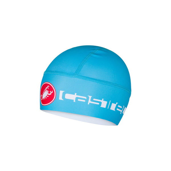 Castelli Winter Viva Thermo Skull Cap - Sky Blue