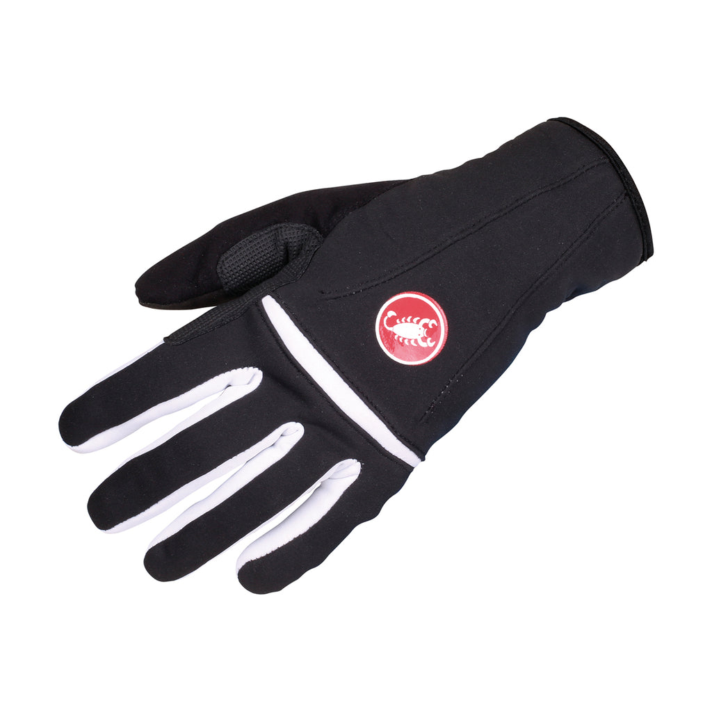 Castelli Womens Cromo Gloves - Black White