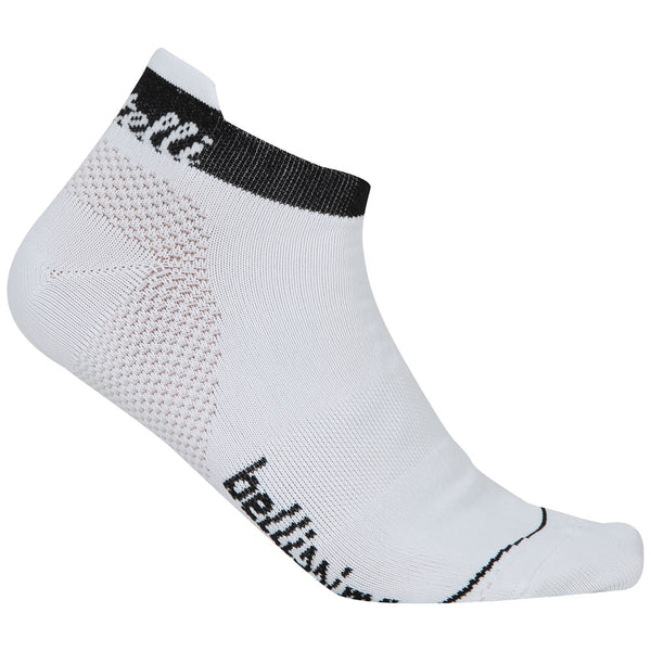 Castelli Womens Bellissima Socks - White/Black