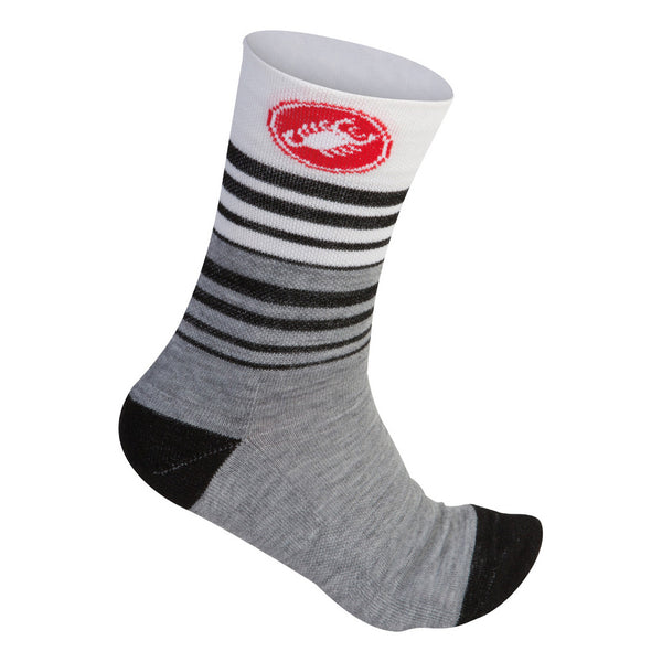Castelli Womens Righina Socks - Grey