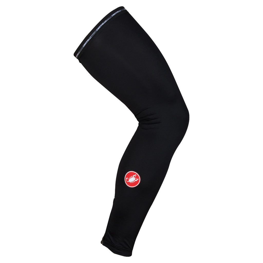 Castelli UPF50+ Leg Sleeves - Black