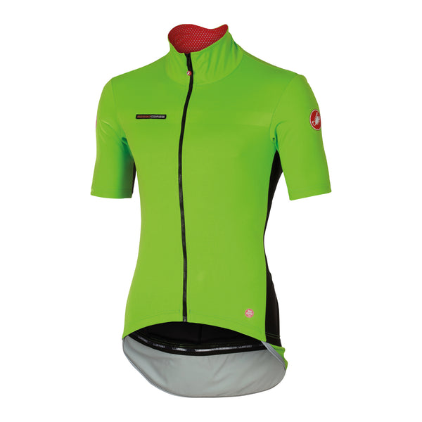 Castelli Mens Perfetto Light Jersey - Sprint Green