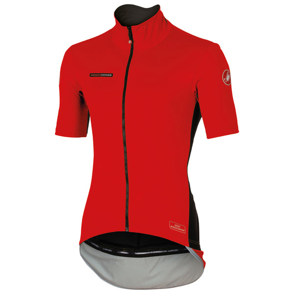 Castelli Mens Perfetto Light Jersey - Red