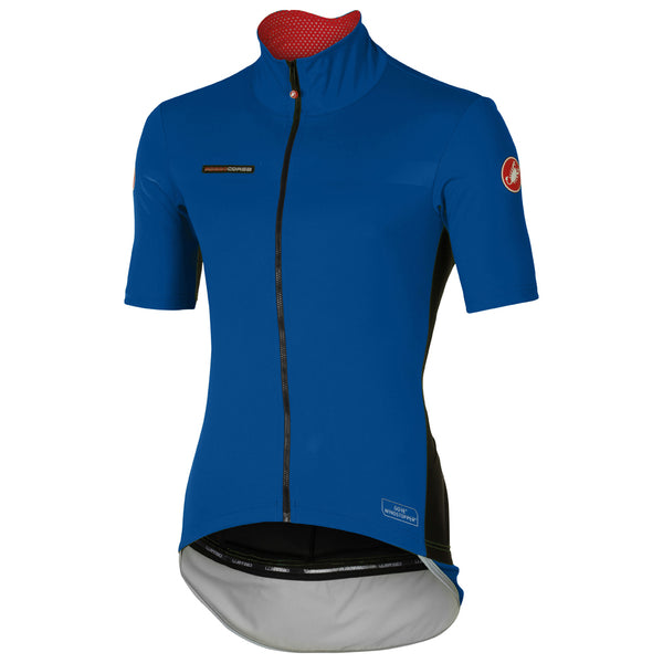 Castelli Mens Perfetto Light Jersey - Surf Blue