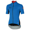 Castelli Mens Perfetto Light Jersey - Drive Blue
