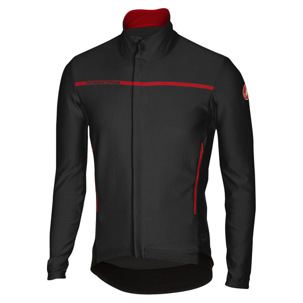 Castelli Mens Perfetto Long Sleeve Jacket - Black