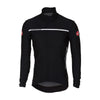 Castelli Mens Perfetto Long Sleeve Jacket - Light Black