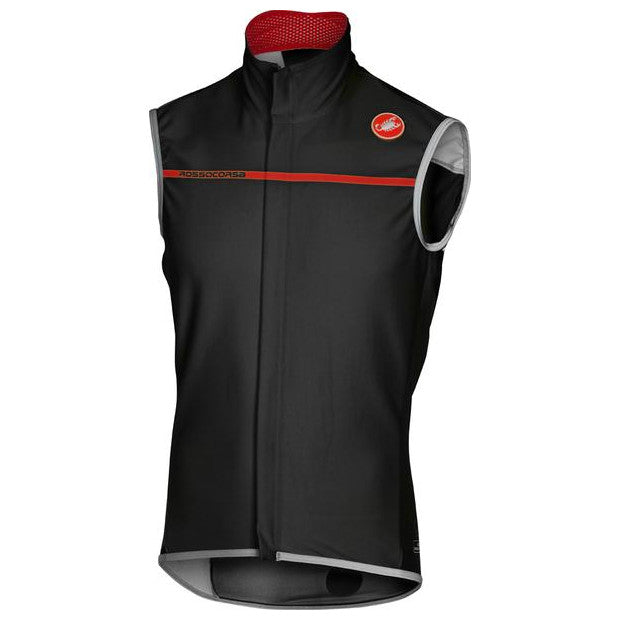 Castelli Mens Perfetto Cycling Vest - Black