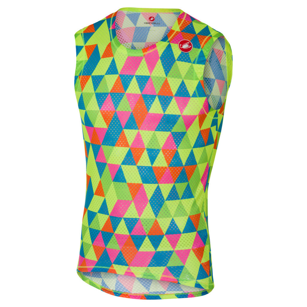 Castelli Pro Mesh Sleeveless Summer Baselayer