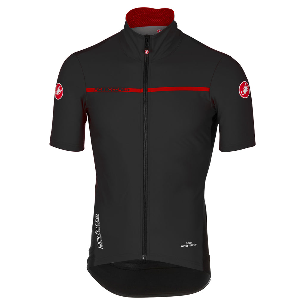 Castelli Mens Perfetto Light 2 Jersey - Black