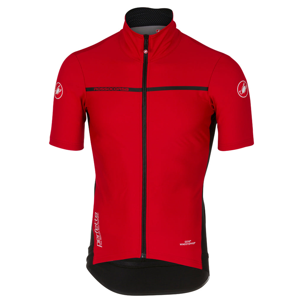 Castelli Mens Perfetto Light 2 Jersey - Red