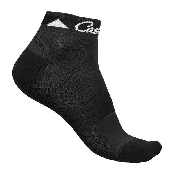 Castelli Womens Brilliante Cycling Socks - Black