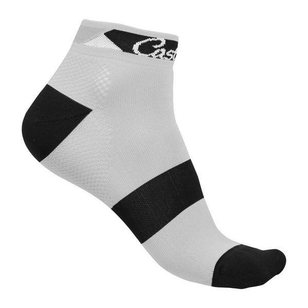 Castelli Womens Brilliante Cycling Socks - White