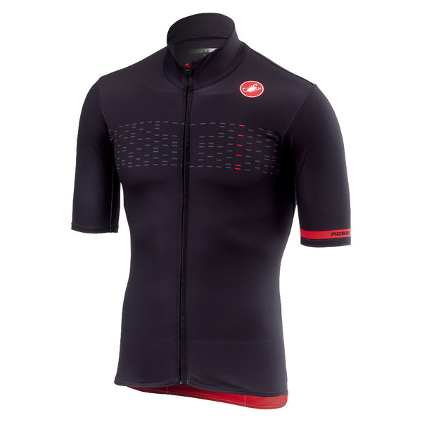 Castelli Mens Mid Weight Thermal Jersey