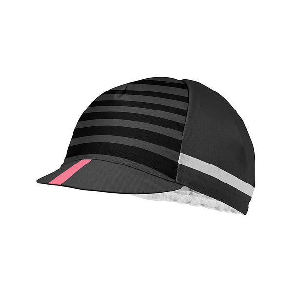 Castelli Free Kit Cotton Cycling Cap - Anthracite Grey