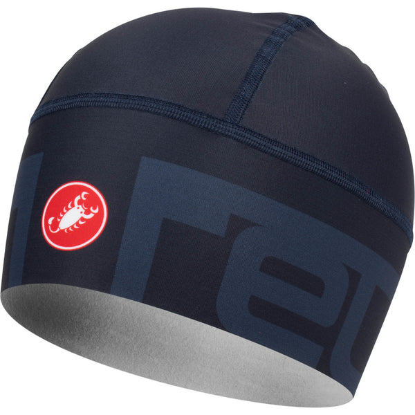 Castelli Viva 2 Thermo Skull Cap - Dark Steel Blue