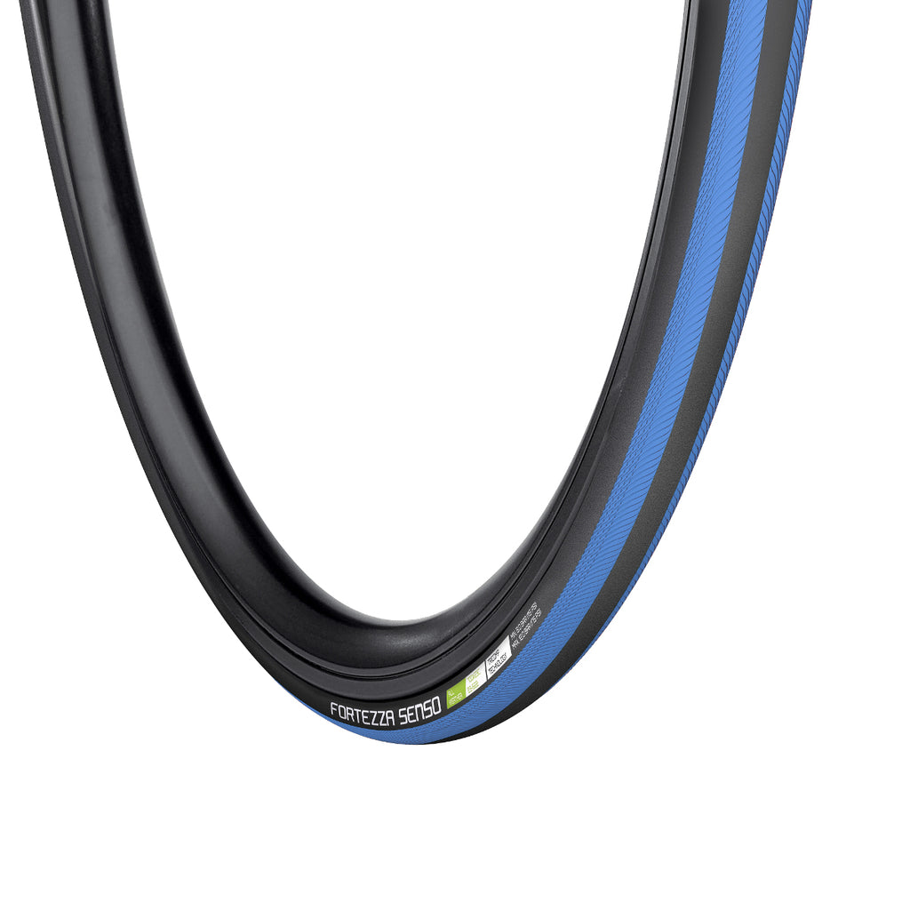 Vredestein Fortezza Senso All Weather Road Tyres - 25mm Blue
