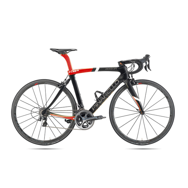 Pinarello Dogma K8-S Bicycle Frame - Black / Red