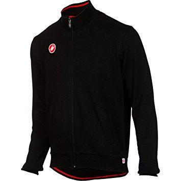 Castelli Mens Track Zip Jacket