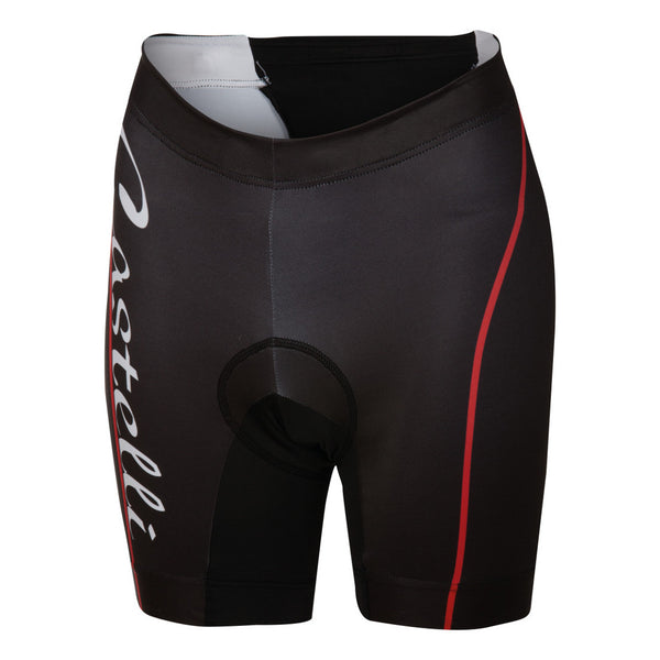 Castelli Womens Tri Core Shorts - Black
