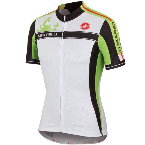 Castelli Mens Authentica Jersey - White