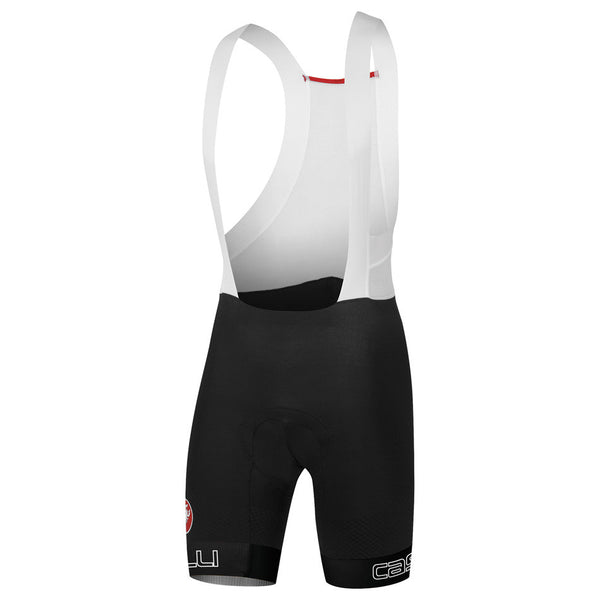 Castelli Mens Bodypaint 2.0 Bibshorts - Black