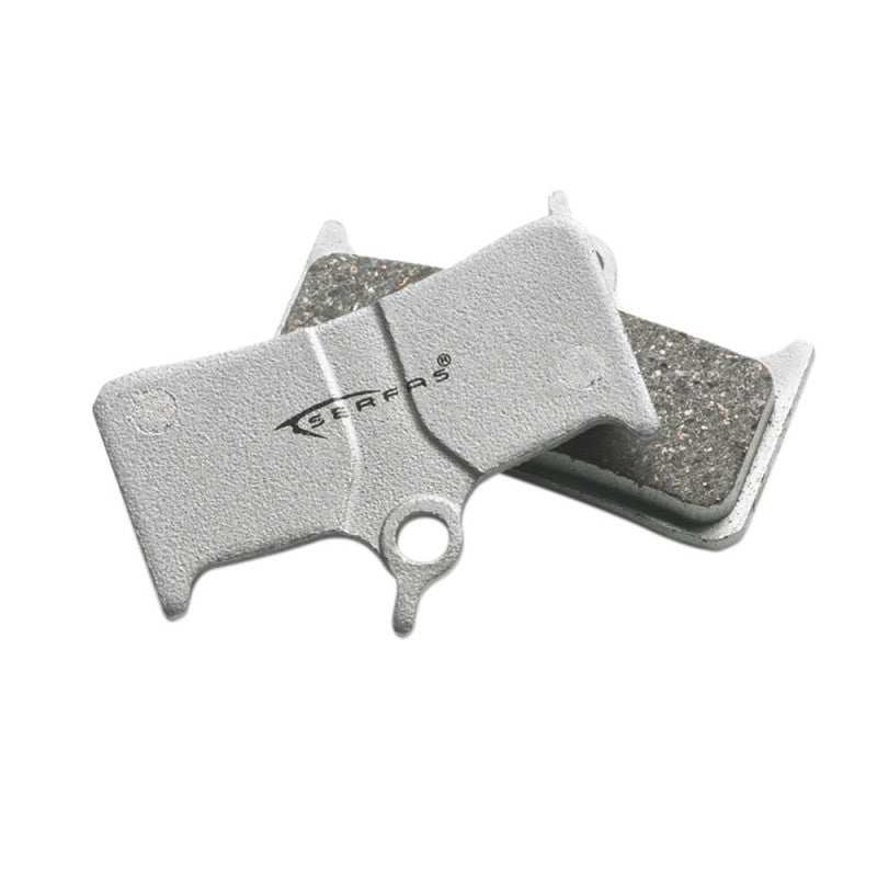 Serfas DBP-S2 Semi Metallic Disc Brake Pads for Shimano XT 4 Piston Calipers