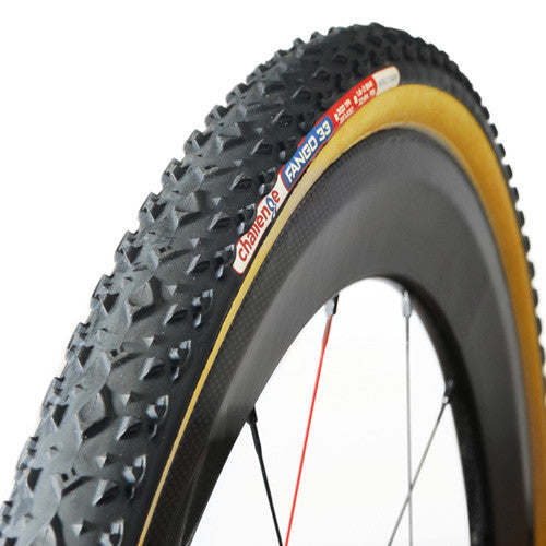 Challenge Fango 33 Open Cyclocross Tubular Tyre - 700 x 33mm