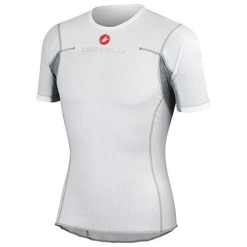 Castelli Mens Flanders Short Sleeve Baselayer