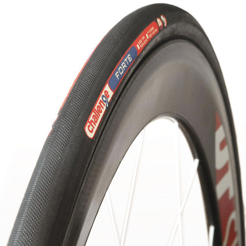 Challenge Forte Open Tubular Road Tyre -700 x 23mm