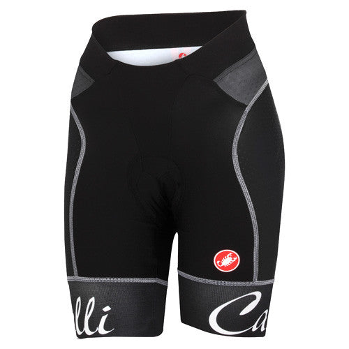 Castelli Womens Free Aero Race Shorts - Black
