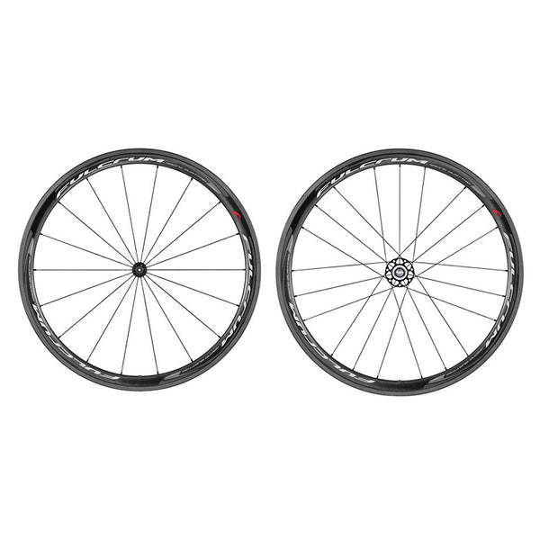Fulcrum Racing Quattro 40mm Carbon Fiber Wheels