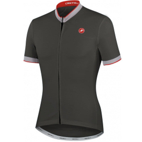 Castelli Mens GPM Jersey - Charcoal
