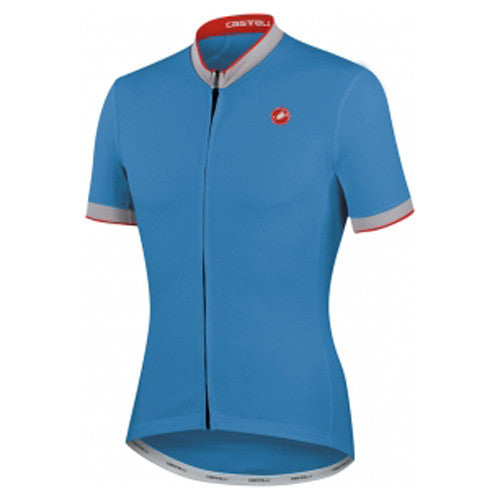 Castelli Mens GPM Jersey - Blue