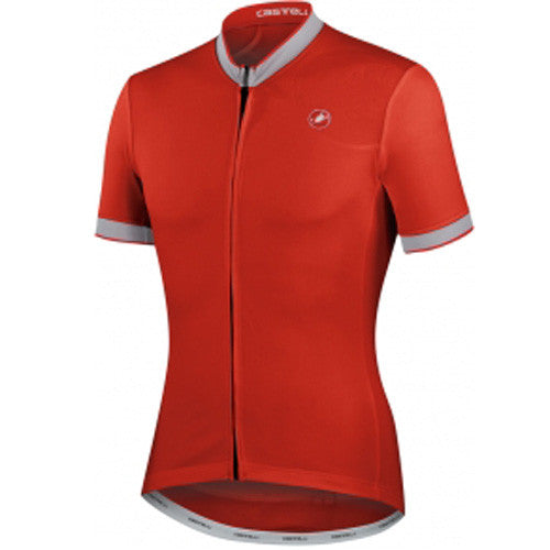 Castelli Mens GPM Jersey - Red